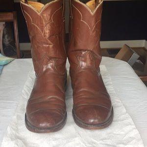Tony Lama 10 1/2D cowboy boots